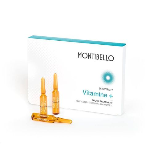 Vitamine+ 7 ampollas x 1,5 ml.